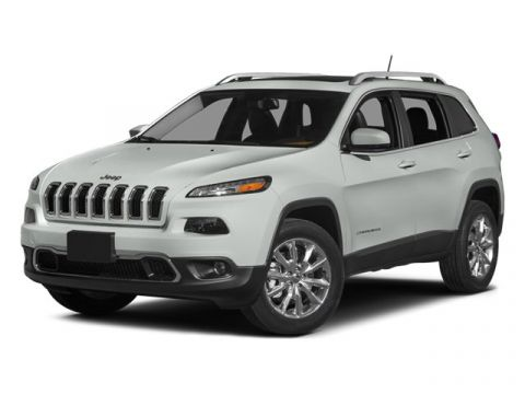 Pre-Owned 2014 Jeep Cherokee Latitude 4WD Sport Utility