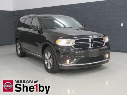 Pre-Owned 2016 Dodge Durango Limited AWD Sport Utility