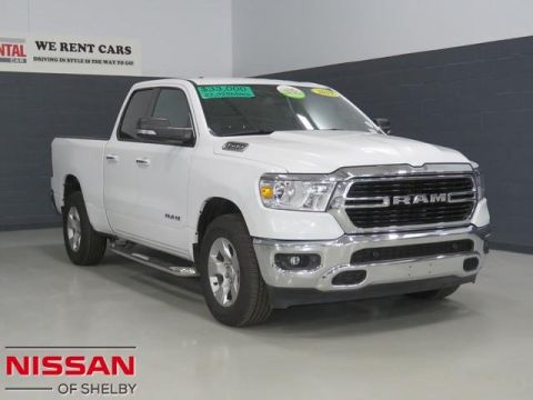 Pre-Owned 2019 Ram 1500 Big Horn/Lone Star RWD Crew Cab Pickup