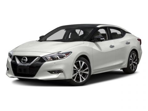 Pre-Owned 2017 Nissan Maxima Platinum FWD 4dr Car