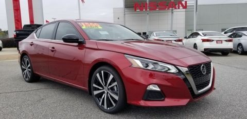 New 2020 Nissan Altima 2.5 SR FWD 4dr Car