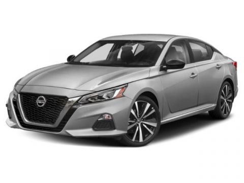 Certified Pre-Owned 2019 Nissan Altima 2.5 SL FWD 4dr Car