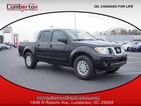 Certified Pre-Owned 2019 Nissan Frontier SV RWD Crew Cab Pickup