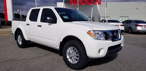 New 2019 Nissan Frontier SV 4WD Crew Cab Pickup