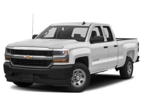 Pre-Owned 2019 Chevrolet Silverado 1500 LD LT RWD Extended Cab Pickup