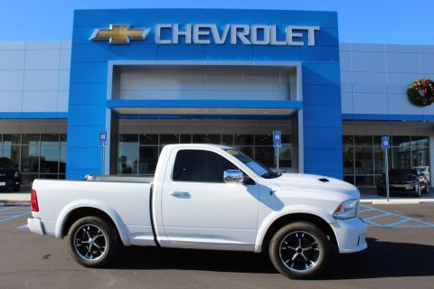 Pre-Owned 2014 Ram 1500 Express RWD Regular Cab Pickup