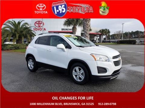 Pre-Owned 2016 Chevrolet Trax LT FWD Sport Utility