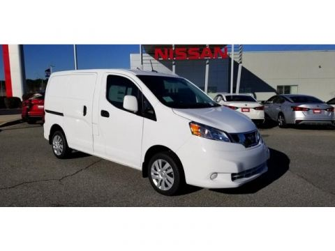 New 2020 Nissan NV200 SV FWD Mini-van, Cargo