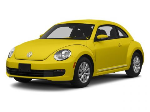 Pre-Owned 2013 Volkswagen Beetle Coupe 2.5L FWD 2dr Car
