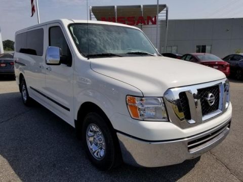 2019 Nissan NV3500 NV3500 HD SV