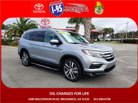 Pre-Owned 2016 Honda Pilot Touring FWD Sport Utility