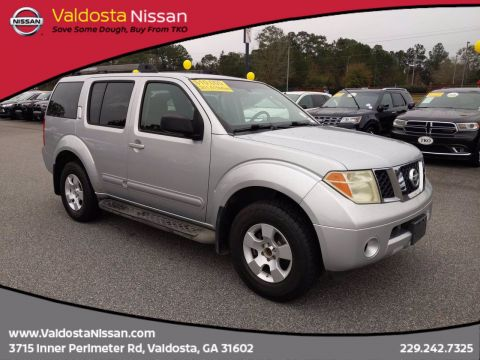 Pre-Owned 2007 Nissan Pathfinder S 4WD Sport Utility