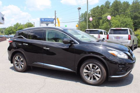 Pre-Owned 2015 Nissan Murano SL FWD Sport Utility