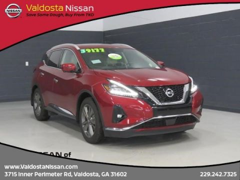Pre-Owned 2019 Nissan Murano Platinum AWD Sport Utility