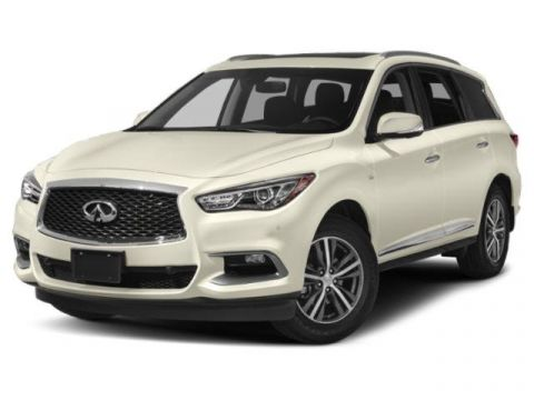 Pre-Owned 2019 INFINITI QX60 PURE FWD Sport Utility