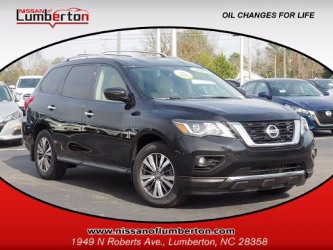 Certified Pre-Owned 2018 Nissan Pathfinder SV FWD Sport Utility