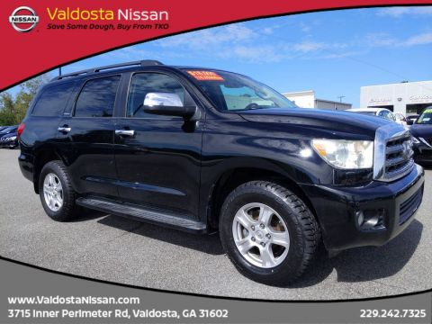 Pre-Owned 2008 Toyota Sequoia Platinum RWD Sport Utility