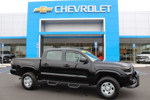 Pre-Owned 2018 Toyota Tacoma SR RWD Crew Cab Pickup