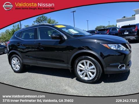 Pre-Owned 2018 Nissan Rogue Sport SV FWD Sport Utility