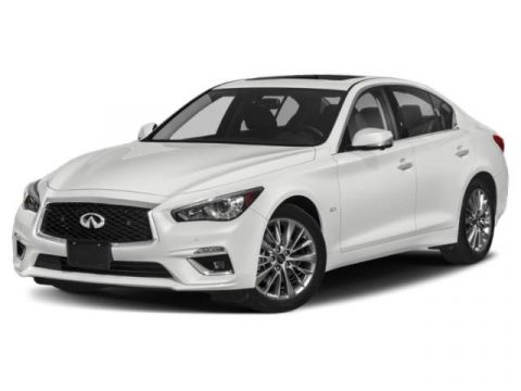 Pre-Owned 2019 INFINITI Q50 3.0t LUXE AWD 4dr Car