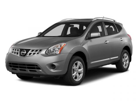 Certified Pre-Owned 2014 Nissan Rogue Select S FWD Sport Utility