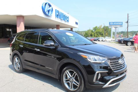 Pre-Owned 2018 Hyundai Santa Fe SE Ultimate FWD Sport Utility